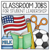 Classroom Jobs that Encourage Student Leadership