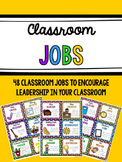 Classroom Jobs to Encourage Leadership in Your Classroom