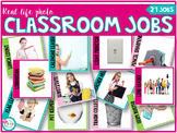 Classroom Jobs with Real Life Photos