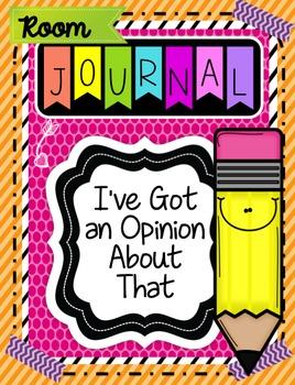 Classroom Journal