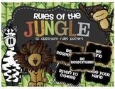 Classroom Jungle Rules