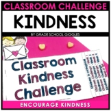 Kindness: Random Acts of Kindness Challenge