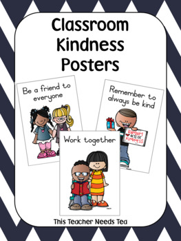 Classroom Kindness Posters