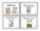 Classroom Library Book Bin Labels