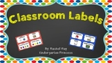 Classroom Label Pack