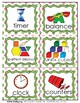 Classroom Labeling Cards