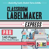 Classroom Labelmaker Express