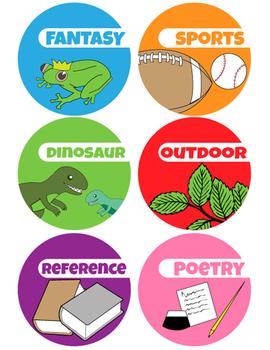 Classroom Labels 1