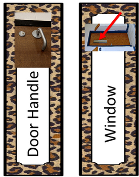 Classroom Labels ESL with Pictures
