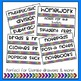 Classroom Labels - Editable, Sterilite Drawers