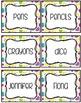 Classroom Labels (Editable/Customizable)