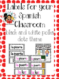 Classroom Labels - Etiquetas para tu clase