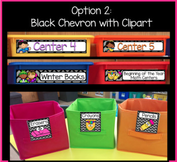 Classroom Labels Fits into Target Dollar Spot Labels-Editable and Premade labels