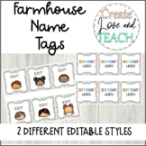 Name Tags Classroom Label Individual Book Bin Labels