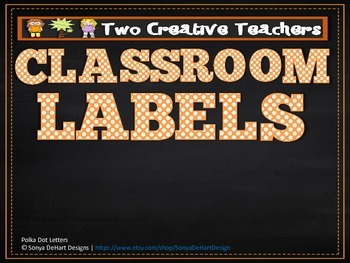 Classroom Labels Pirate Theme