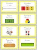 Classroom Labels - Sweet and Sunny Theme {Yellow and Grey}