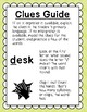 Classroom Labels for EL Newcomers