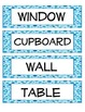 Classroom Labels for ESL/ELL
