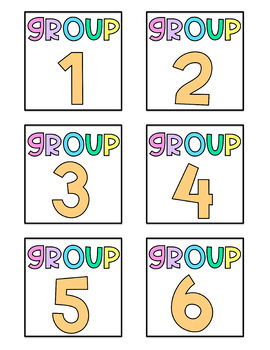 Classroom Labels for Target Adhesive Pockets-EDITABLE