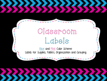 Classroom Labels for Target Adhesive Square Label