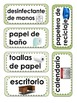 Classroom Labels in Español (Spanish)