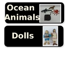 Editable Classroom Labels with Pictures