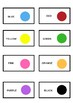 New Reader Flashcards with Visuals