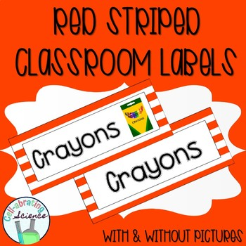 Classroom Labs -- Red Stripes