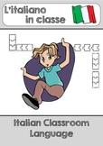 Classroom Language (Italian and English)