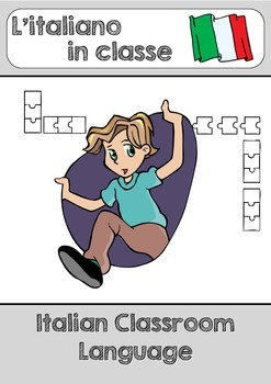 Classroom Language (Italian and English)