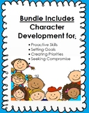 Classroom Leaders: Character Development Bundle for Classr