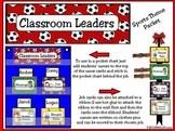 Classroom Leaders Job Sports Theme