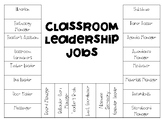 Classroom Leadership Jobs for Big Kids
