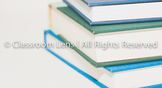 Classroom Lens Stock Photo - Books 2