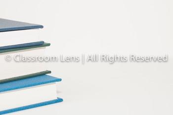 Classroom Lens Stock Photo - Books
