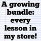 Life Skills Classroom Lesson Bundle: For Special & General Education