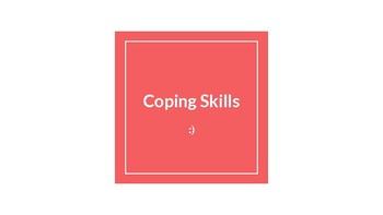 Classroom Lesson: Coping Skills!