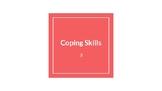 Coping Skills Classroom Lesson! (ASCA Mindsets & Behaviors