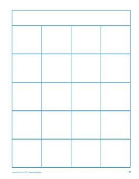 Classroom Lesson Plan Book - Poppin' Patterns