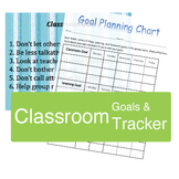 Classroom, Lesson, and Homework Goals: Goal Setting Practice
