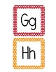 Classroom Letters