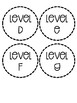 Classroom Leveled Library Labels - Guided Reading