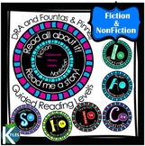 Classroom Library Bin Labels (Fiction and Nonfiction Labels included)