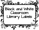 Classroom Library / Book Basket Labels