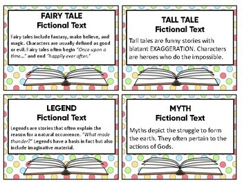 Book Basket Labels (Multi-Colored Stripes and Dots)