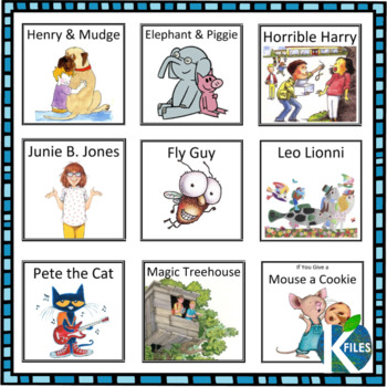 Leveled Classroom Library Labels