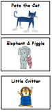 Classroom Library Book Labels- EDITABLE