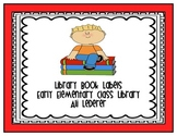 Classroom Library Book Labels - Early Elementary
