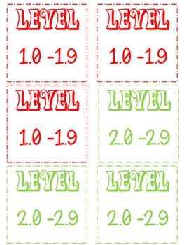 Classroom Library Book Levels Accelerated Reader