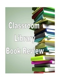 Classroom Library Book Review: Keep your library organized!